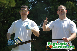 Gardening maintenance experts